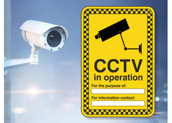 Do you need to display CCTV recording signs?