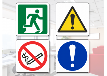 Which Fire Safety Signs do you need?