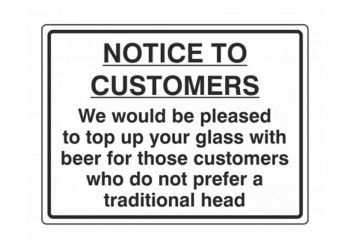 Your Guide To Pub and Bar Safety Signs