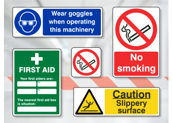 Are you Legally Obligated to have Safety Signs?