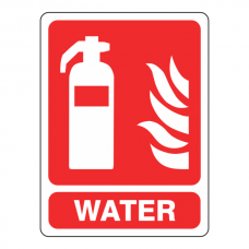 General Water Extinguisher Sign