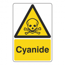 Cyanide Sign