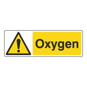 Oxygen Sign (Landscape)