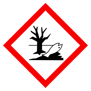 Harmful To The Environment - CLP Sign (COSHH)