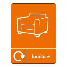 Furniture Recycling Sign (WRAP)