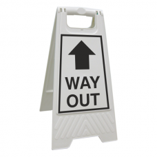Way Out Floor Stand