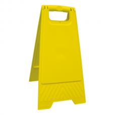 Blank Floor Stand (Yellow)