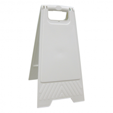 Blank Floor Stand (White)
