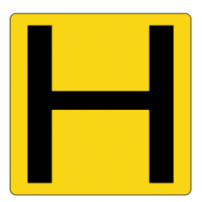 Hydrant Sign