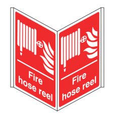 Fire Hose Reel Projecting Sign