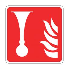 Fire Horn Sign (logo)