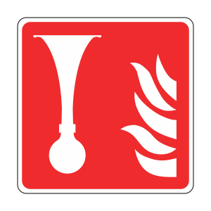 Fire Horn Sign (logo)