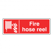 Fire Hose Reel Sign (Landscape)