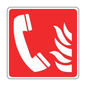 Fire Phone Sign (logo)
