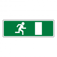Final Fire Exit Man Right Luminere Sign