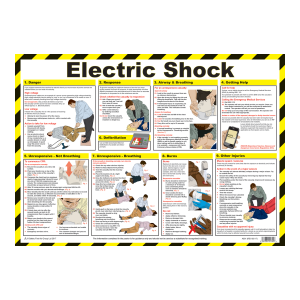Electric Shock Poster