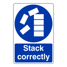 Stack Correctly Sign