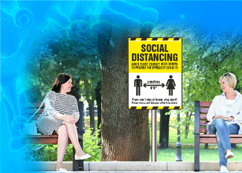 Covid Hygiene / Social Distancing Signs