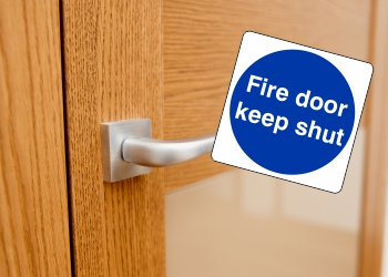 Fire Door and Mandatory Signs