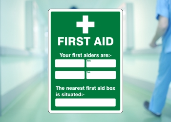 First Aid & Posters