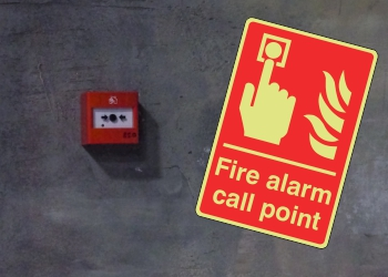 Photoluminescent Fire Equipment Signs