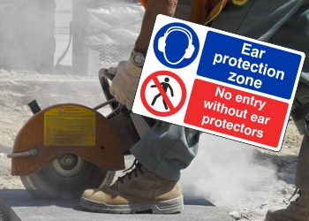 Noise Hazard Signs