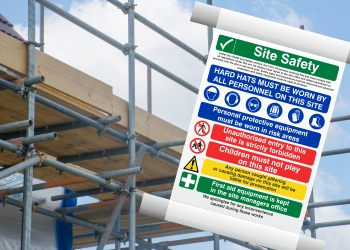 Multi-Hazard Scaffold Banners