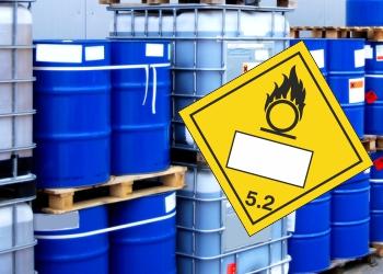 UN Substance Numbering Hazard Labels