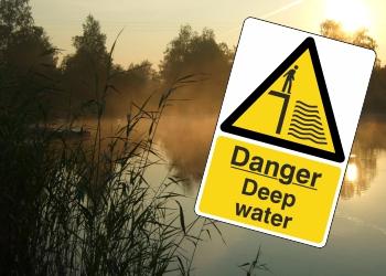 Water Warning Signs