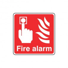 Fire Alarm Sign (logo)