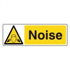 Noise Sign (Landscape)