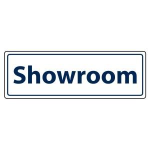 Showroom Sign (Landscape)