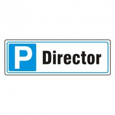 Parking - Director Sign (Landscape)