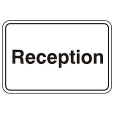 Reception Sign (Large Landscape)
