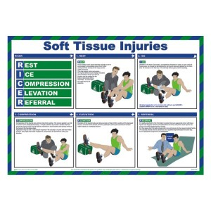 Soft Tissue Injuries Poster