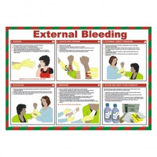 External Bleeding Poster