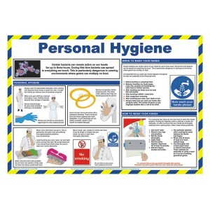 Personal Hygiene Poster