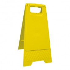 Blank Floor Stand (Yellow)
