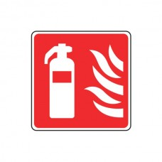 Fire Extinguisher Sign (logo)